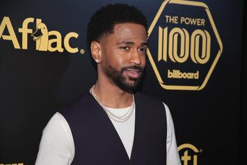 """Big Sean Says He's Going On Tour & """"Coming With Vengeance"""" In 2018"""