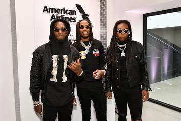"Physical Copies of Migos' ""Culture II"" Are On The Way"