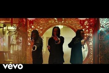 """Migos Launch Offical Video For """"Stir Fry"""""""