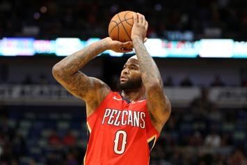 DeMarcus Cousins Posts First Message Since Season-Ending Injury