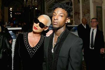 21 Savage Reveals New Haircut - Or Does He?