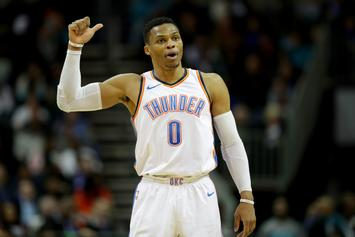 Russell Westbrook Shoves Fan Who Got In His Face After Loss