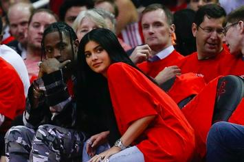 Kylie Jenner & Travis Scott Welcome Baby Girl