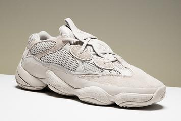 """Blush"" Adidas Yeezy 500 Releasing During NBA All-Star Weekend"