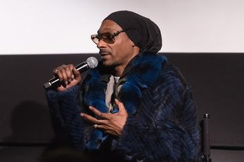 Snoop Dogg Calls Out BET Social Awards Over Snub