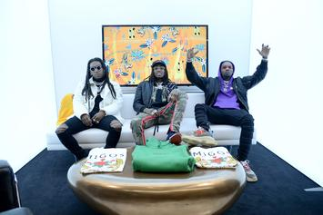 "Migos Say They Were ""Cheated"" At The Grammys"