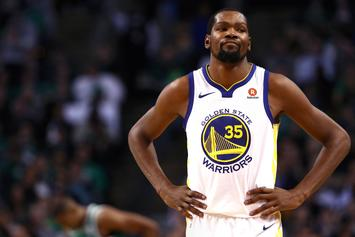 Kevin Durant Teams With Apple For Scripted Basketball Drama