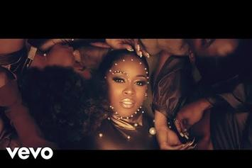 """Remy Ma Drops Off """"Melanin Magic"""" Video With Chris Brown"""