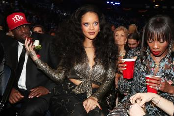 Rihanna's 30th Birthday Low-Key Affair, No Boyfriend In Sight
