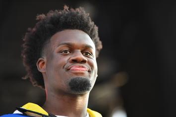 Ugly God Thinks Conspiracy Theory Posts Resulted In Instagram Account Getting Deleted