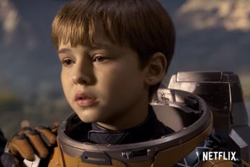 """Netflix Debuts Trailer For """"Lost In Space"""" Reboot"""