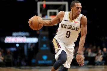 Rajon Rondo Takes 320 Students To Black Panther Screening