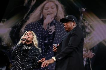There's Some Proof Of Beyonce & Jay Z Going On Tour & Fans Are Wild About It