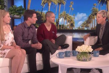 "Parkland Survivors Push For Improved Gun Control Laws On ""Ellen"""