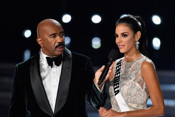 "Steve Harvey After 2017 Oscars Best Picture Flub: ""I Was Finally Off The Hook"""