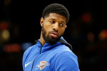 "Paul George Says Thunder Are ""Officiated Differently"" Than Other Teams"
