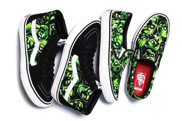 """Supreme x Vans """"Skull Pile"""" Collection Drops Today: Purchase Links"""