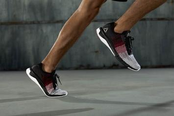 Reebok Launches Fast Flexweave Running Shoe With Devonta Freeman