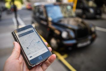 Uber Customer Charged Over 18K For 21-Minute Ride