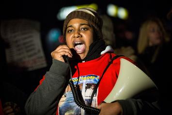 Black Lives Matter Activist Erica Garner In A Coma After Heart Attack