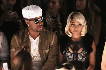 "Safaree Samuels Alleges: ""Nicki Put Hands On Me"""