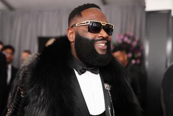Rick Ross Hospitalized Due To Pneumonia: Report