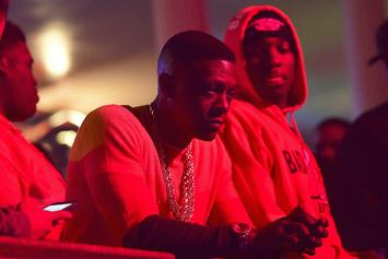 Boosie Badazz Pepper Sprayed In Mississippi Mall, Brawl Ensues