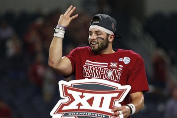 Baker Mayfield Dismisses Johnny Manziel Comparisons