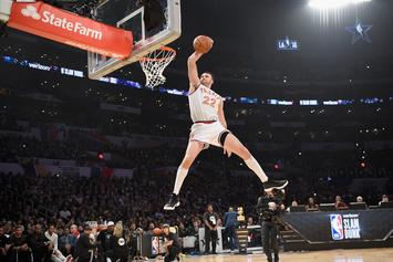 Twitter Unimpressed By The 2018 NBA Slam Dunk Contest