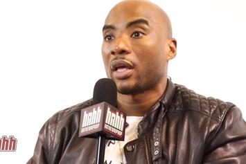 "Charlamagne Tha God Asks Why Fergie's ""Brain Took A Knee"" During National Anthem"