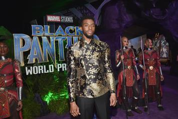 """Black Panther"" Rules The Overseas Box Office With $23.2 Million"