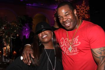 Missy Elliott & Busta Rhymes Face Off In Doritos & Mountain Dew Super Bowl Ad