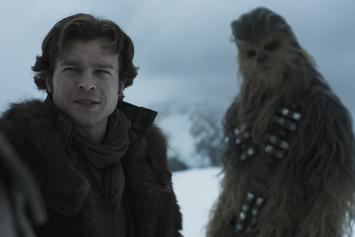 "Disney Reportedly Stole An Artist's Work For ""Solo: A Star Wars Story"" Posters"