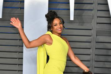 "Tiffany Haddish Says Brad Pitt Wants To ""Do It"" With Her"