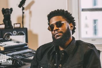 "Big K.R.I.T. Delivers A Soulful Set For NPR's ""Tiny Desk"" Concert"