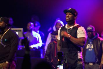 "50 Cent: ""If You Don't Like Me, Stay The F--k Off My Instagram"""