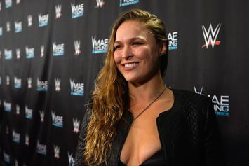 Ronda Rousey's Wrestlemania 34 Match Announced