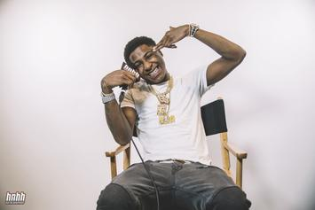 NBA YoungBoy Arrested During Performance In Texas