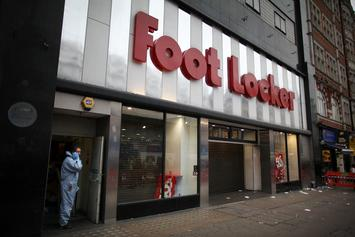 Foot Locker To Close 110 Stores Across The U.S.