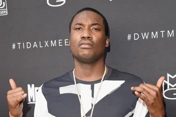 "Listen To Meek Mill's Entire 106-Minute Interview On ""Tax Season"""
