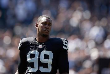 Aldon Smith Turns Himself In, Jailed On $30,000 Bond