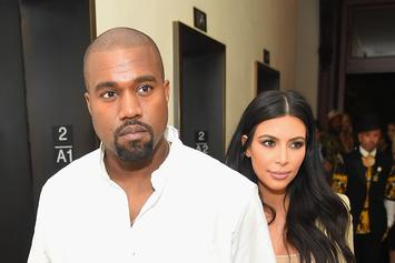 "Kim Kardashian Attends Kanye West's L.A. Concert With ""A Dozen Or So"" Armed Guards"