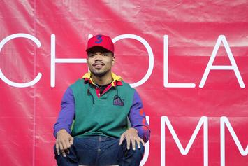 Chance The Rapper Is Headed To The White House Tonight