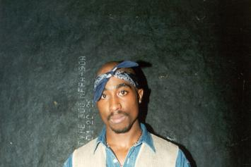 Tupac Nominated For The Rock & Roll Hall Of Fame