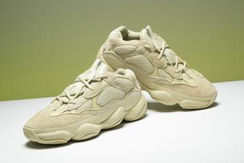 """Super Moon Yellow"" Adidas Yeezy 500 Rumored To Re-Release"