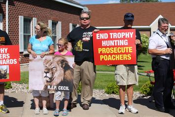 Cecil The Lion's Gruesome Death Detailed In New Memoir