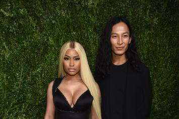 Nicki Minaj, Tyga, DeJ Loaf Attend Alexander Wang Show; Travis Scott, Desiigner Perform