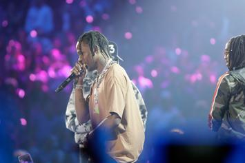 "Travis Scott To Executive Produce ""Cruel Winter,"" Speaks On Kendrick Lamar Collaboration"