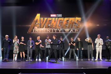 """Avengers: Infinity War"" Set To Be Longest Marvel Film Yet"