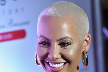 "Amber Rose Responds To Kanye's ""Famous"" Video, Discusses Fan Hookups With The Game"